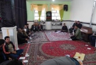 برگزاری جلسه انتخاب نمایندگان منتخب روستای خیج